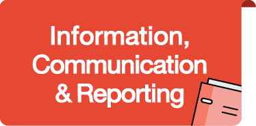 Information, Communication & Reporting